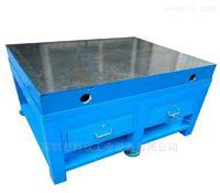 电木板模具工作台咸阳电木板模具工作台 隔热板钢板工作桌