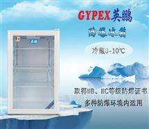 英鹏防爆冰箱立式冷藏柜
