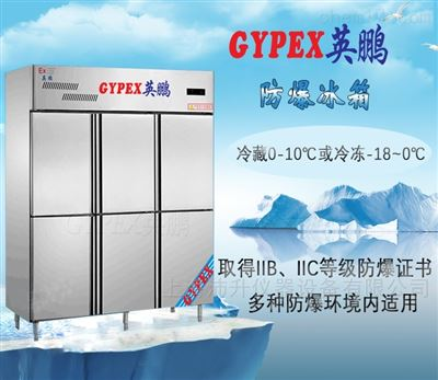 BL-200BXG1600L英鹏不锈钢防爆冰箱