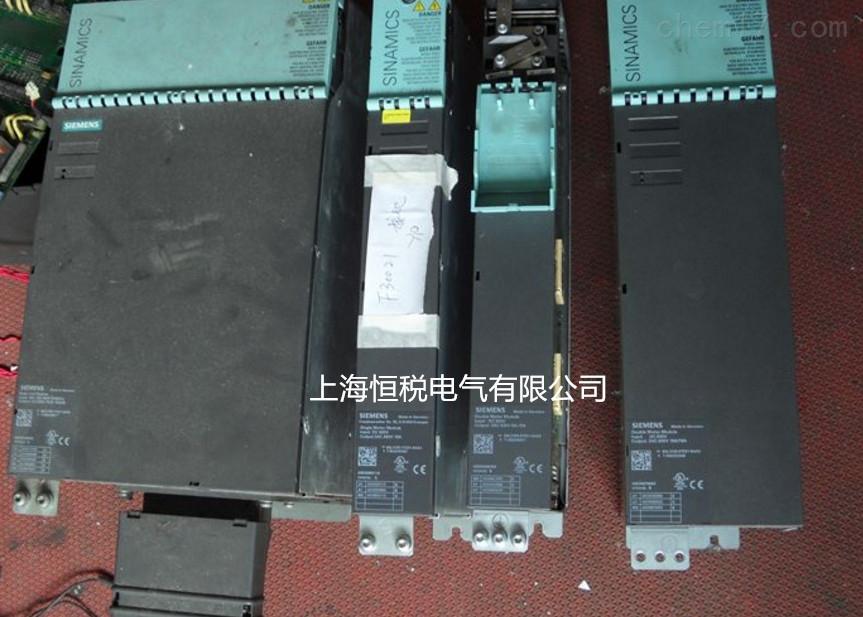 西门子加工中心25201:轴伺服故障诊断与检修