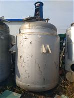 转让二手30吨不锈钢反应釜