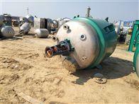 10立方供应二手多台不锈钢反应釜