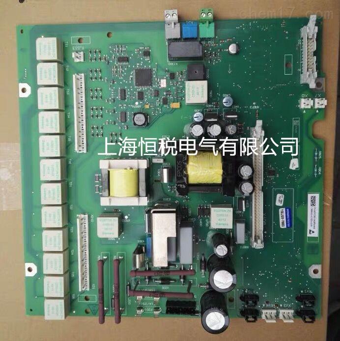西门子6RA80电源板坏-触发板故障当天修好