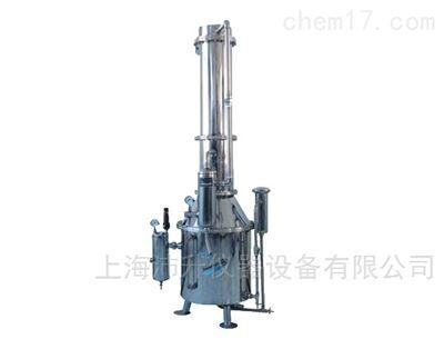 TZ50/TZ100/TZ200/TZ400/TZ上海三申TZ系列不锈钢塔式蒸汽重蒸馏水器