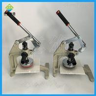 固定式手压取样器,圆形面料载切取样刀