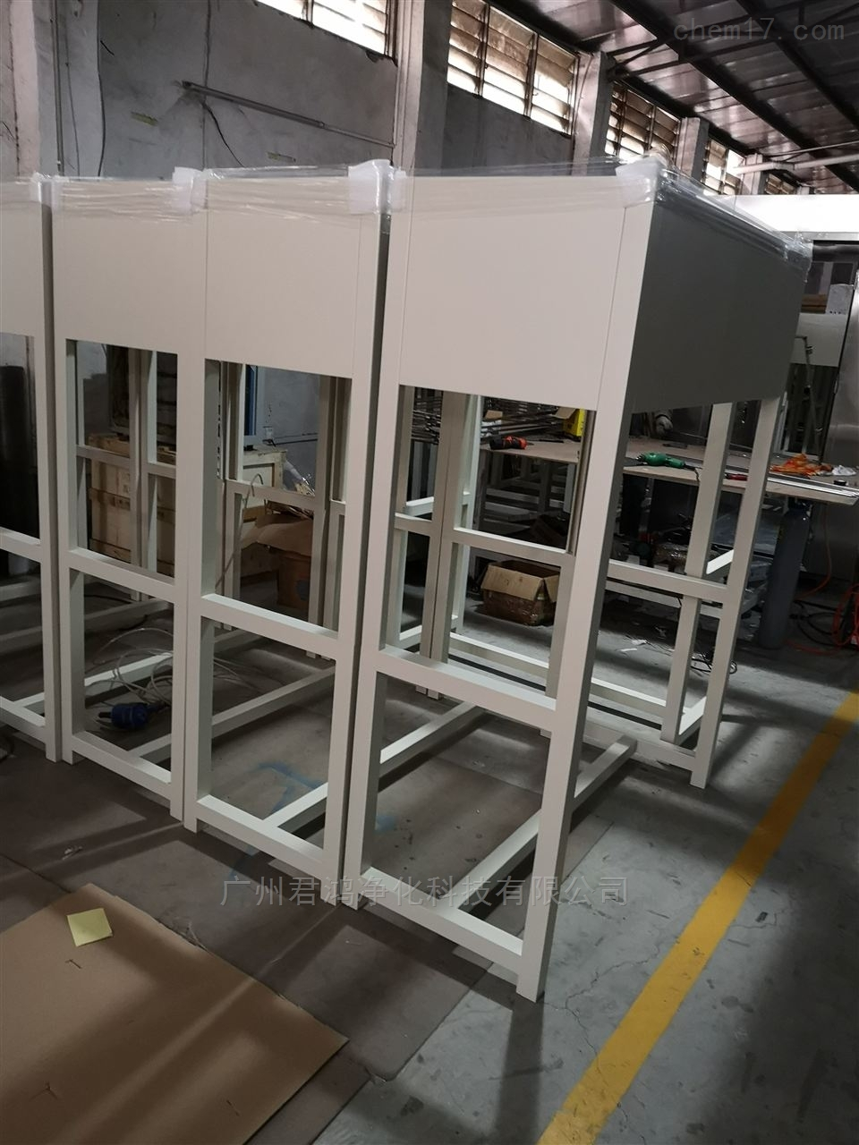 标准款单人单面操作垂直流超净工作台