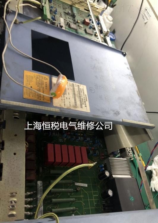 西门子直流调速器报警F02-当天修复故障
