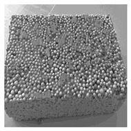 出售轻质隔墙板用泡沫保温颗粒