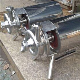 BAW不锈钢卫生泵,食品级自吸泵