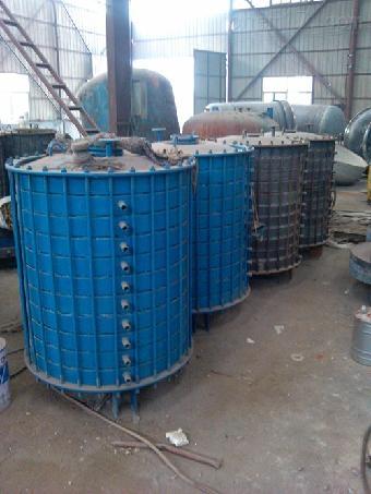 高价大量回收搪瓷片冷凝器