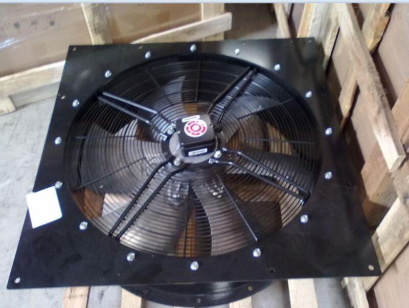 內蒙古DKHR-560-4KW.132.6LA帶蝸殼離心風機定制