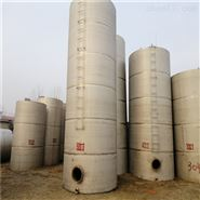 出售二手50立方不锈钢储罐 316材质