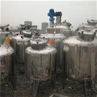500L二手500L制药厂用不锈钢储罐