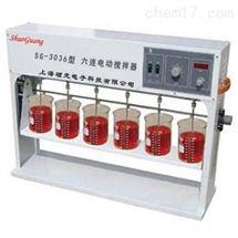 SG-3036数显六连电动搅拌器