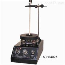 SG-5409上海脉冲定时恒温磁力搅拌器