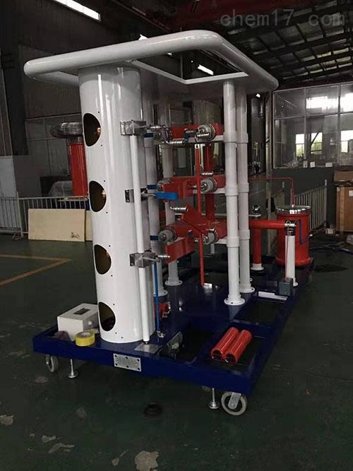 雷电冲击电压发生器试验装置