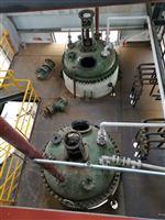 10立方低价转让二手10吨化工搪瓷反应釜价格