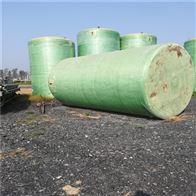 5-160立方二手耐腐蚀耐酸碱玻璃钢储罐广东销售厂家
