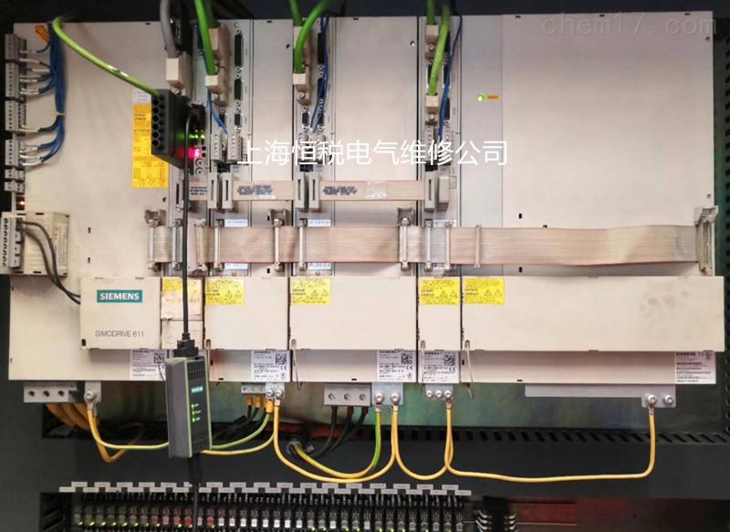 龙门加工中心840D伺服控制器坏
