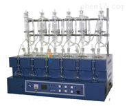 湖南全玻璃蒸餾器JTZL-6全自動常壓蒸餾儀