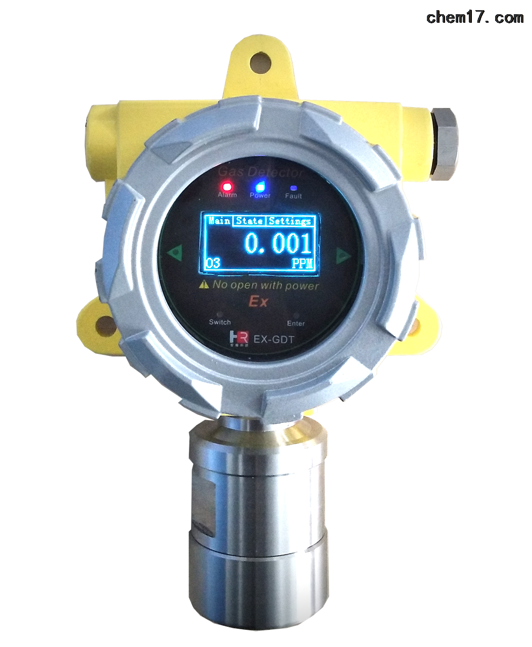 EX-GDT-O3在线式电化学臭氧检测仪
