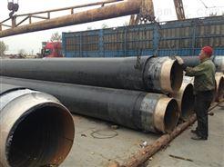 环保聚乙烯直埋式保温管厂家