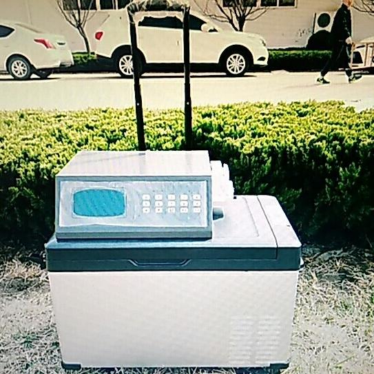 青岛明成便携式多功能水质自动采样器