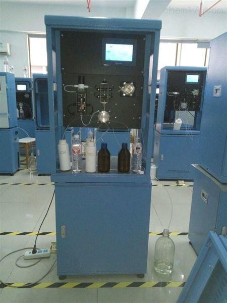 水质大肠杆菌在线分析仪*