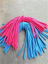 25*1800*10mm彩色地暖橡塑管厂家订做价格