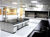 君鸿河源市水质仪器实验室家具规划与安装