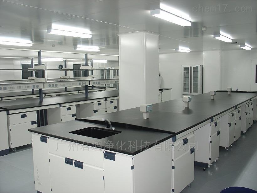 云南昆明仪器实验室整体装修项目规划