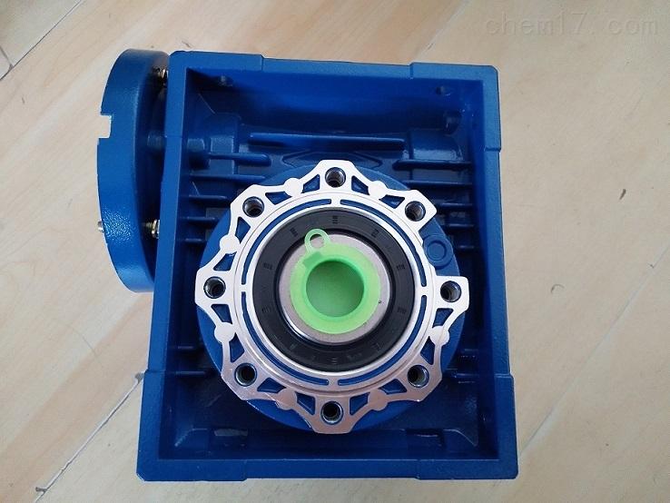 利政牌RV063-25-80B14-A蜗轮减速器
