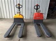 帶稱重電動地牛秤/2噸帶電子秤電動搬運車