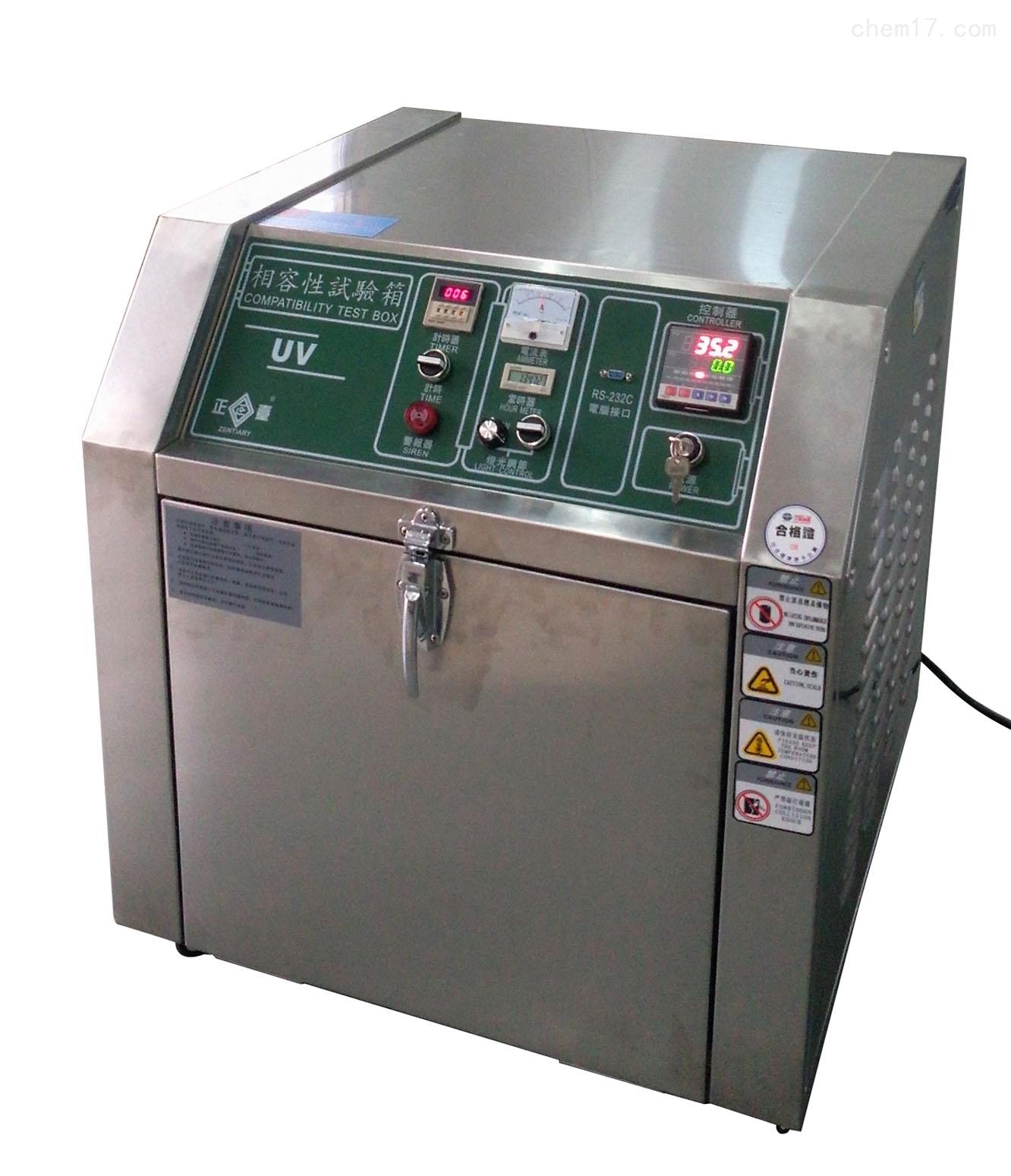 矽酮膠相容性試驗機