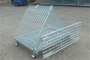 利欣工廠折疊式蝴蝶倉儲籠,周轉籠物流專用