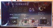 数字显示控氧仪电化学氧检定仪 氧分析仪