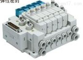 VPA4170-14-N日本SMC5通氣控閥產品結構