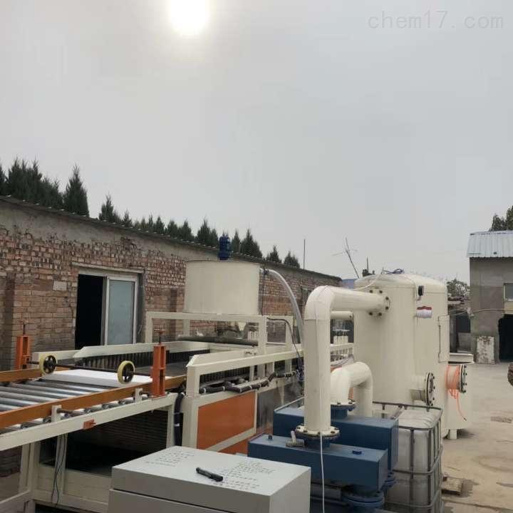 新配方硅质改性复合聚苯板设备价格