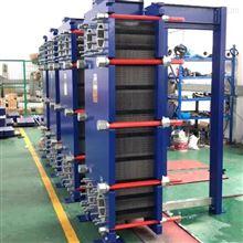 出售二手12平方全焊接板式換熱器濟南
