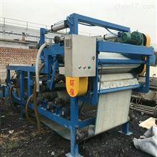高价回收二手2.8米*13.5米带式压滤机济宁