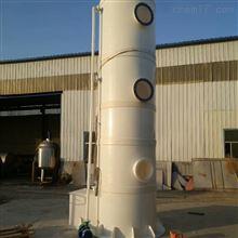 3000二手600型PP酸雾净化塔 二手PP塑料洗涤塔