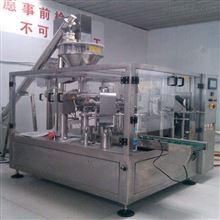 出售二手液体立式包装机8成新梁山