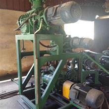 济宁二手70型罗茨水环真空机组高价回收