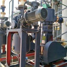 高价回收二手30型罗茨水环真空机组潍坊