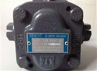 KRACHT齿轮泵现货型号全KF系列