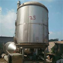 出售二手硫酸钡专业盘式干燥机烟台