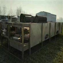 煙台出售二手不鏽鋼噴淋殺菌機8成新