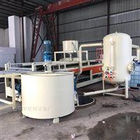 无机改性聚苯板生产线