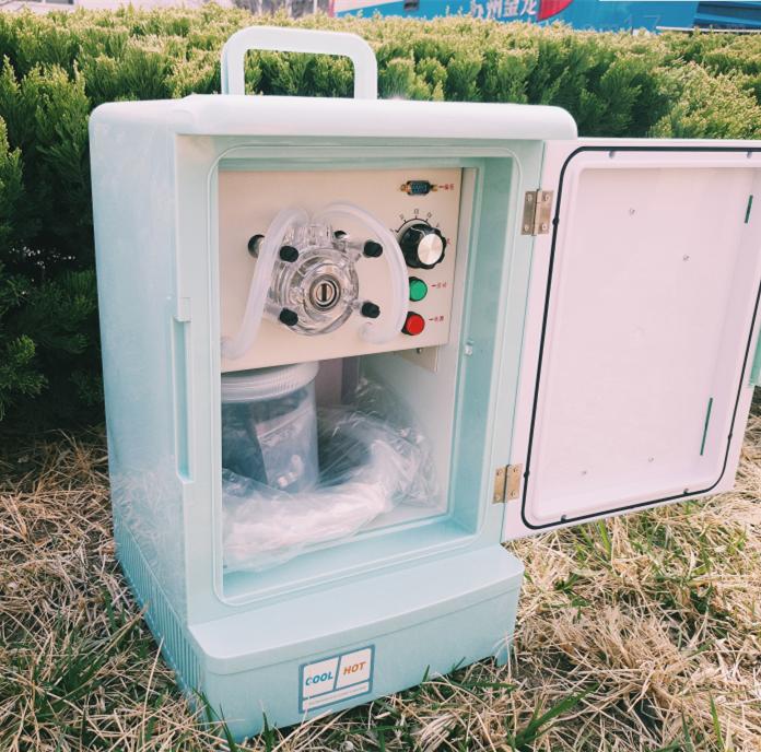 青岛明成8000F水质采样器的维护与保养