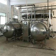 出售二手三锅串联水浴式杀菌锅上海